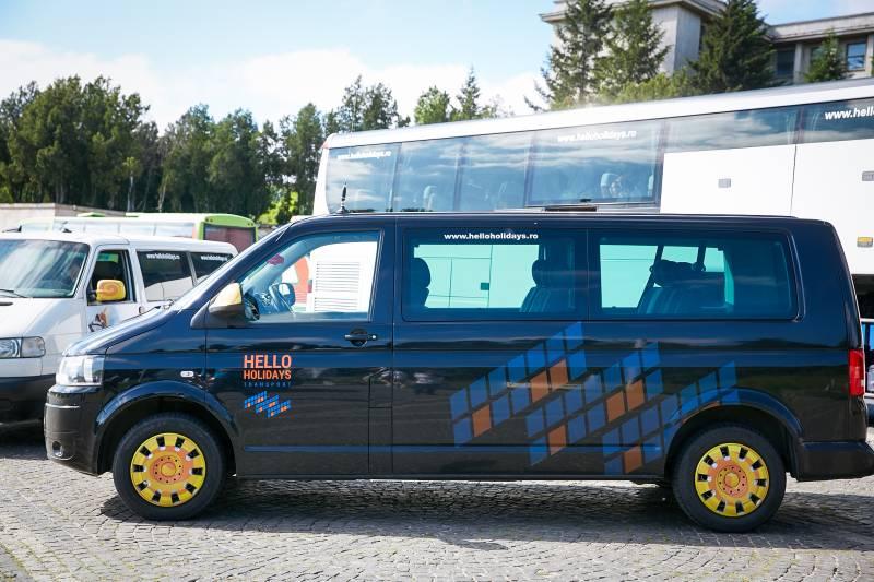Închirieri microbuze